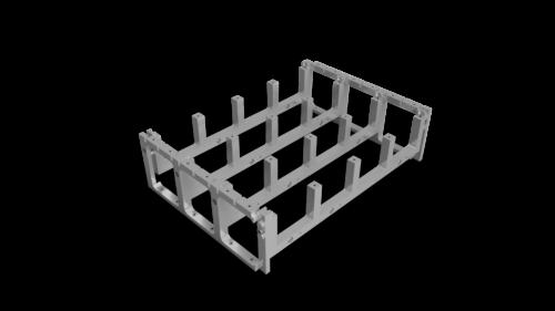 Fiberspider Grid-Kits